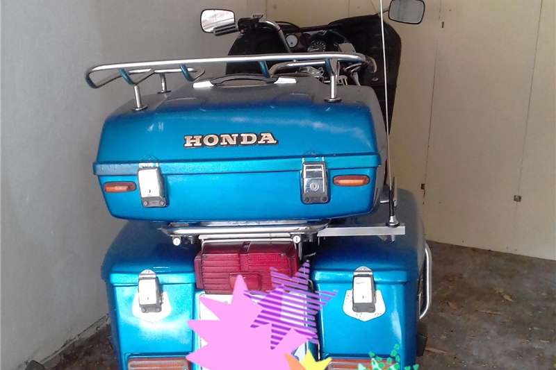 Honda Goldwing 1984