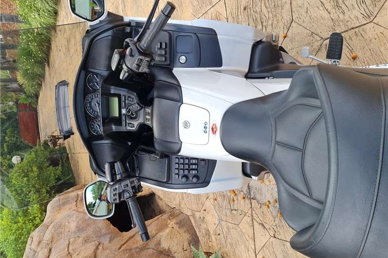 Honda Goldwing 2012