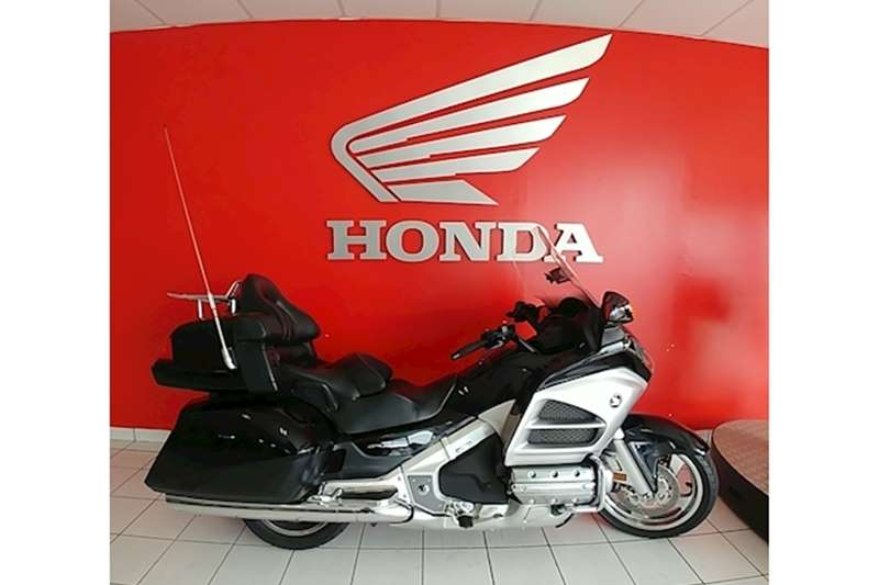 Honda Goldwing COMFORT 1800 2012