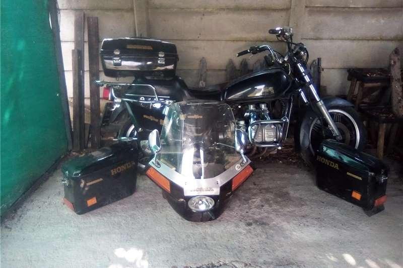 0 Honda Goldwing