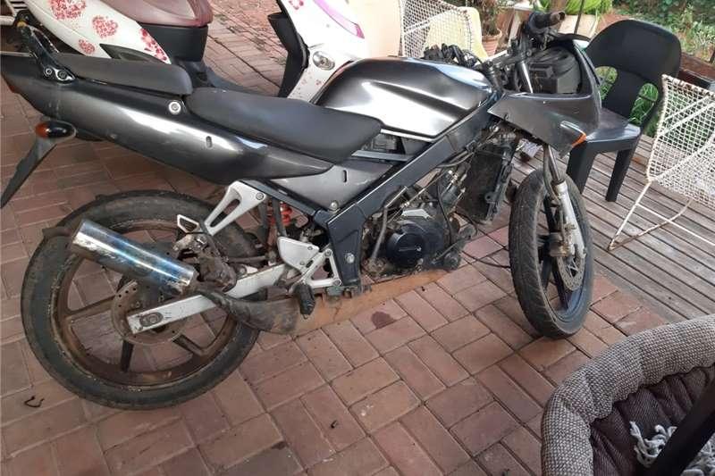 Honda LS 1998