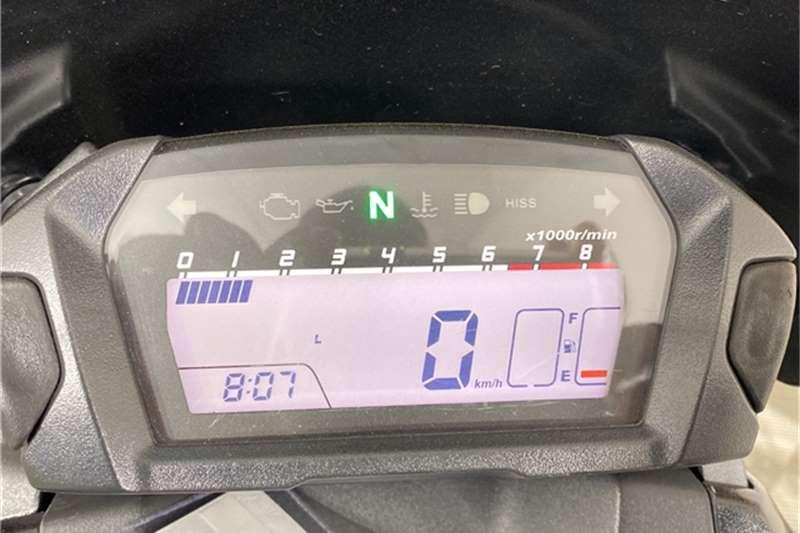 2015 Honda