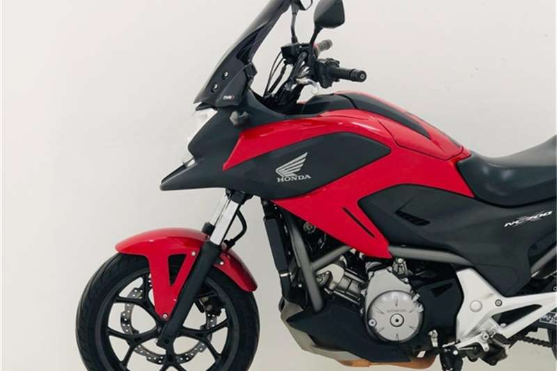 Honda NC700X 2013