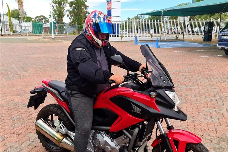 Used 2014 Honda NC700X