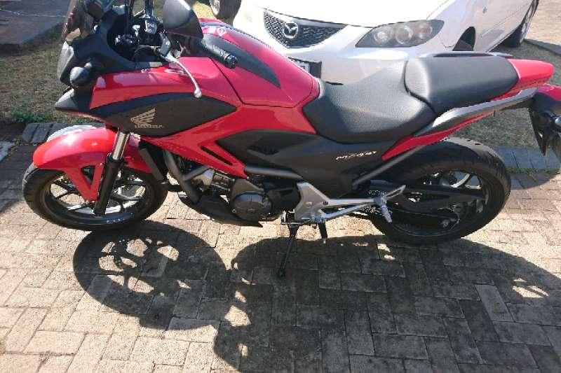 0 Honda NC700X