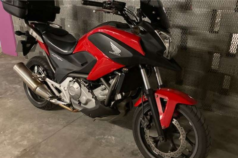 2013 Honda NC700X