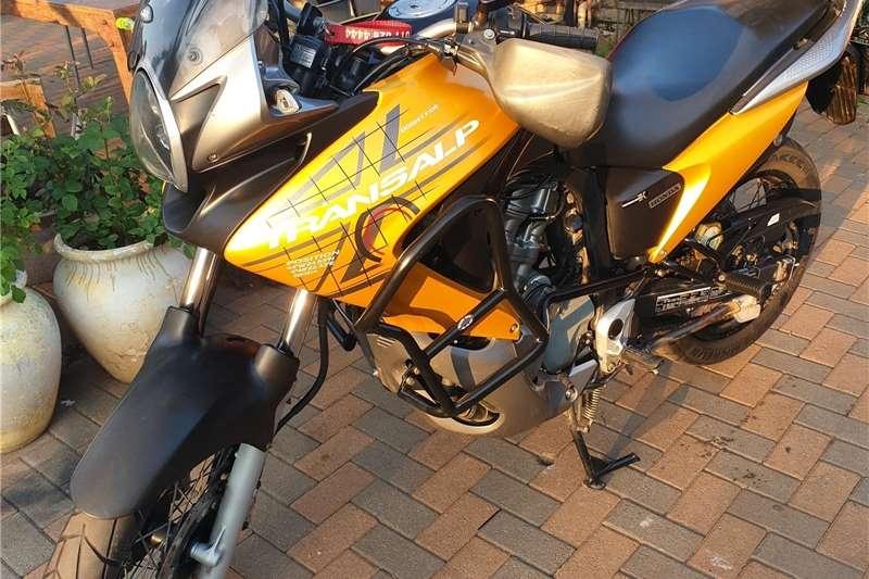 Honda NC750X 2007