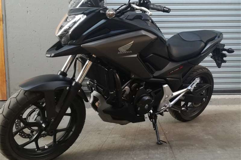 Honda NC750X 2013