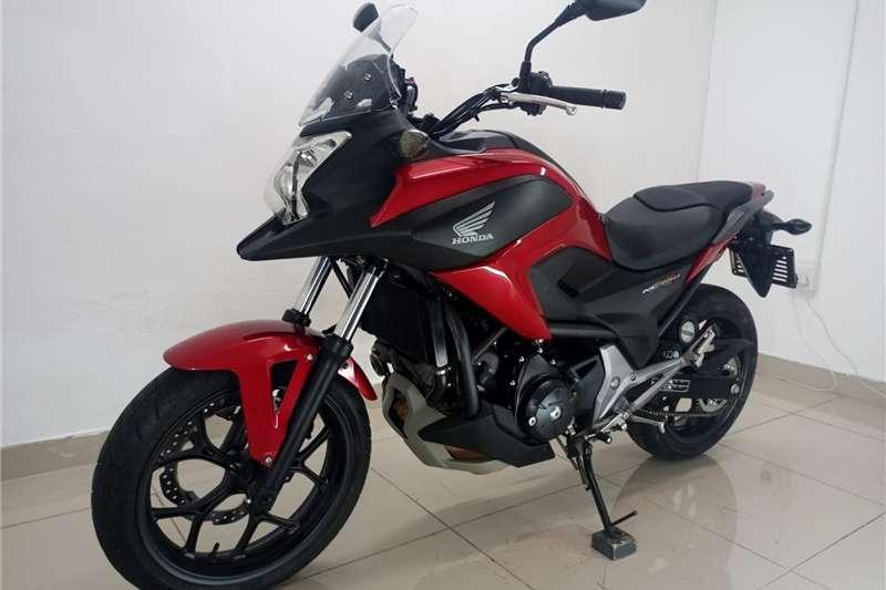 Honda NC750X 2014