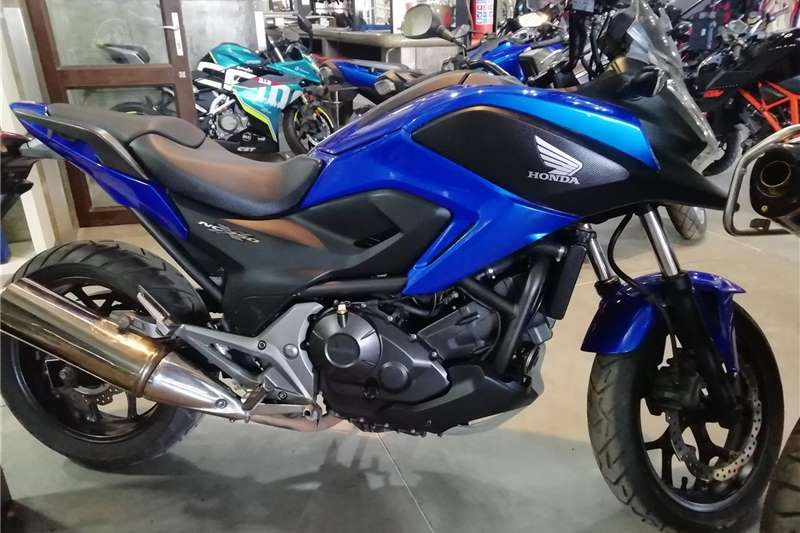 Used 2016 Honda NC750X