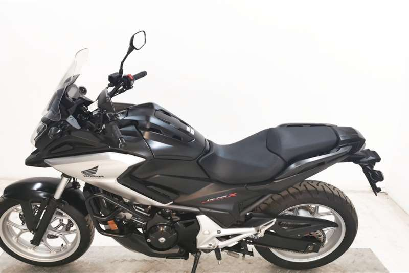 Honda NC750X 2017