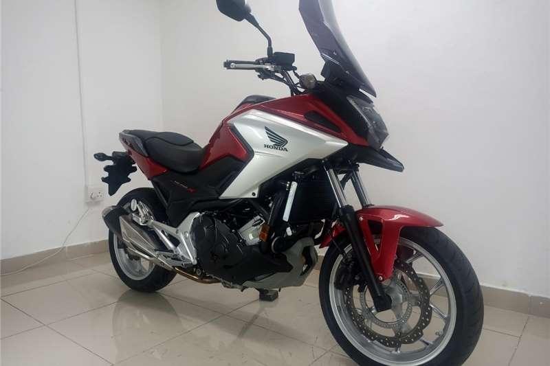 Used 2017 Honda NC750X
