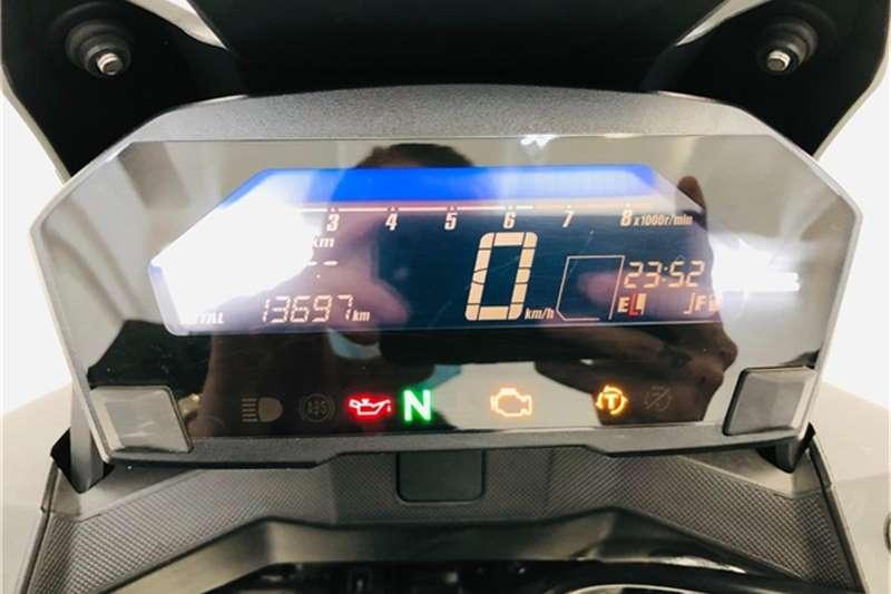 2018 Honda NC750X