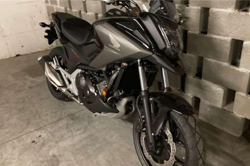 Demo 2021 Honda NC750X