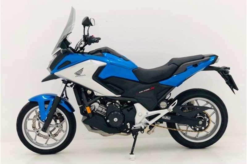 Honda NC750X new Spec 2017