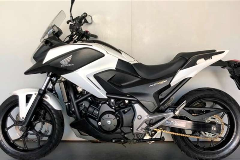Honda NC750XD 2014