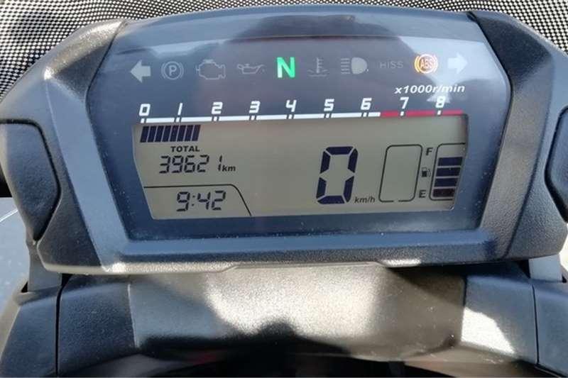Used 2014 Honda NC750XD