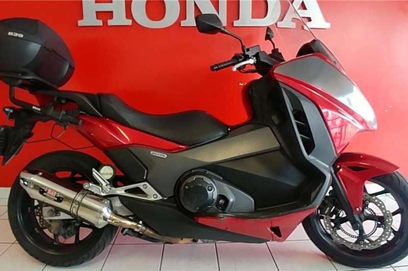 Honda NC750XD 2016
