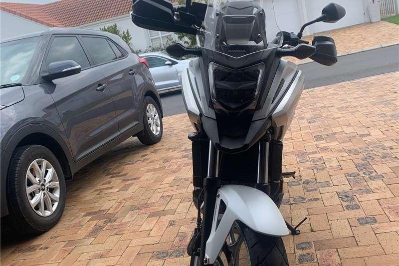 0 Honda NC750XD