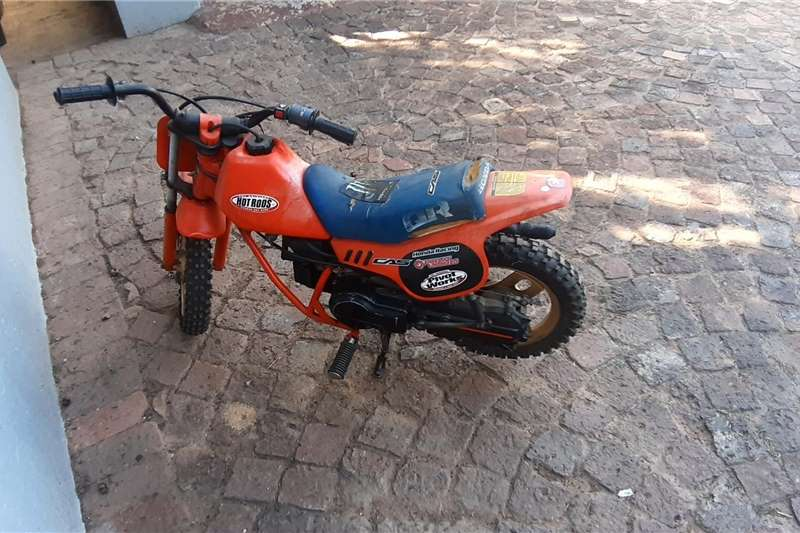 1985 Honda NSR