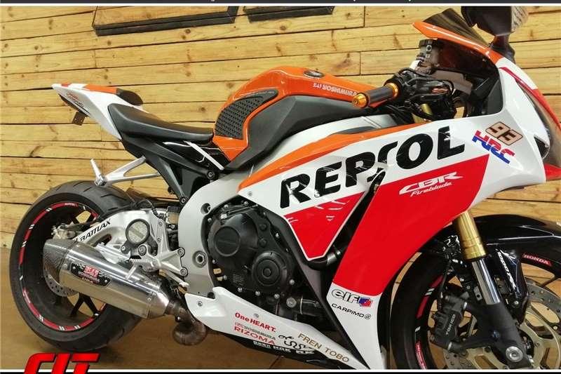 2013 Honda Repsol