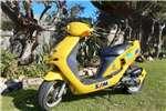 Honda Scooter Elite 2007
