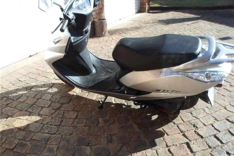 2015 Honda Scooter Elite