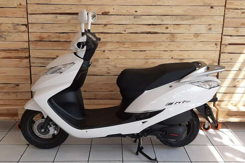 2019 Honda Scooter Elite