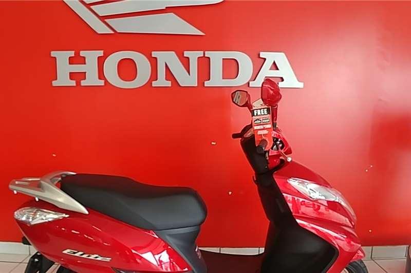 2020 Honda Scooter Elite