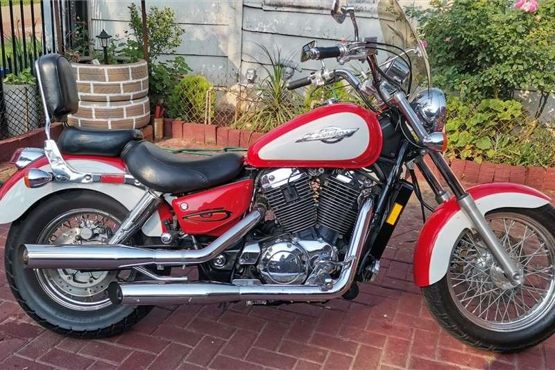 Honda Shadow 1997