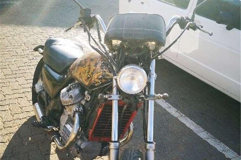Used 1981 Honda Silverwing