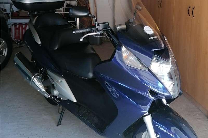 Used 0 Honda Silverwing