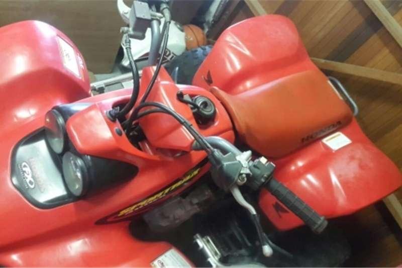 Honda SPORTRAX 400EX FOR SALE   NO MONEY TO BE SPEND 0