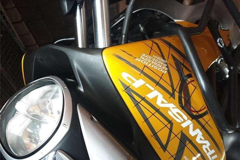 Honda Triumph 2008
