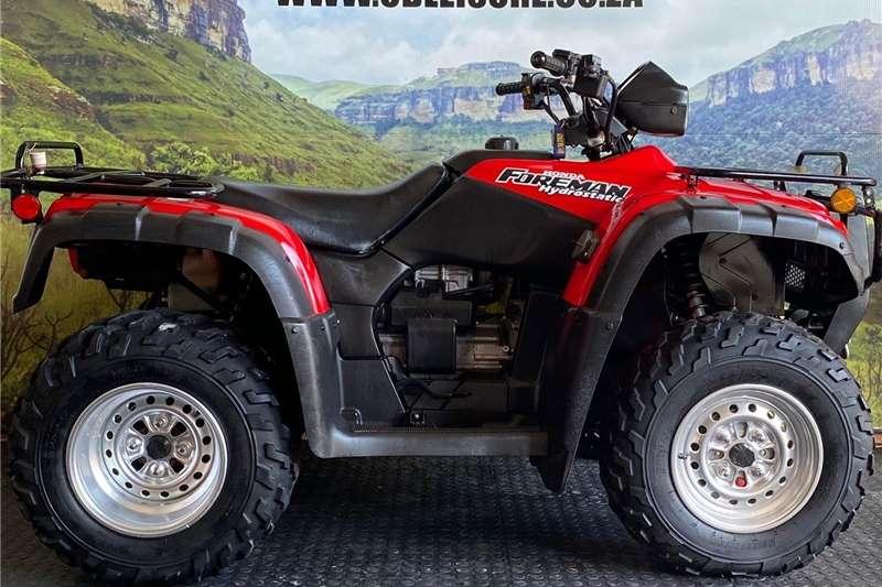 Used 2001 Honda TRX