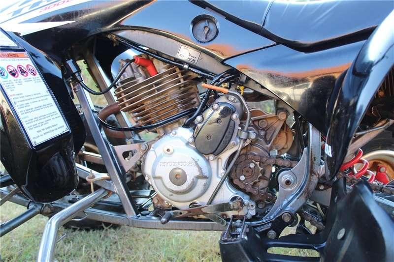 Honda TRX 2003