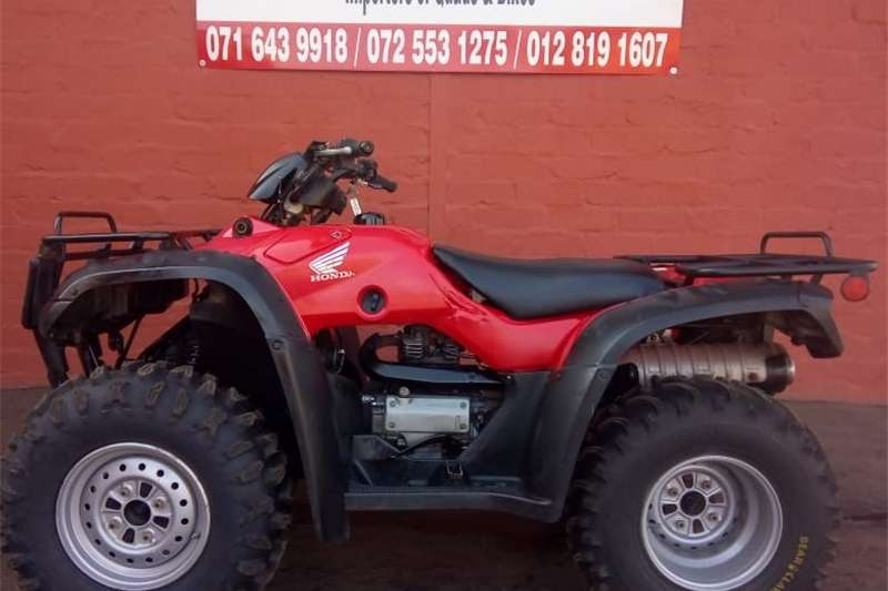 Honda TRX Motorcycles for sale in South Africa | Auto Mart