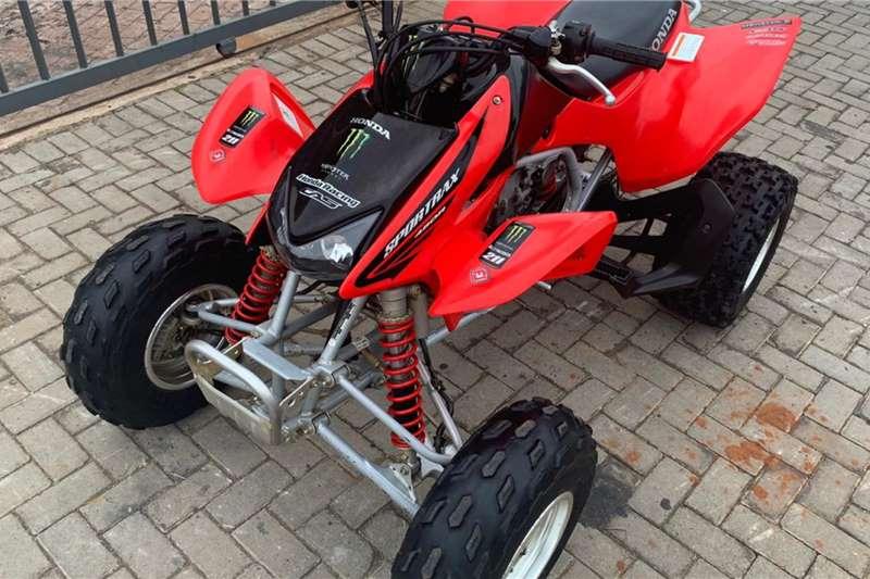 Honda TRX 2005