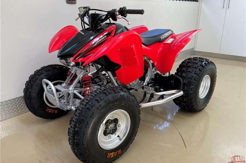 2007 Honda TRX