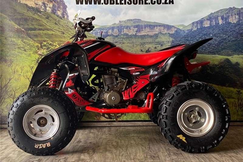 Honda TRX 2008