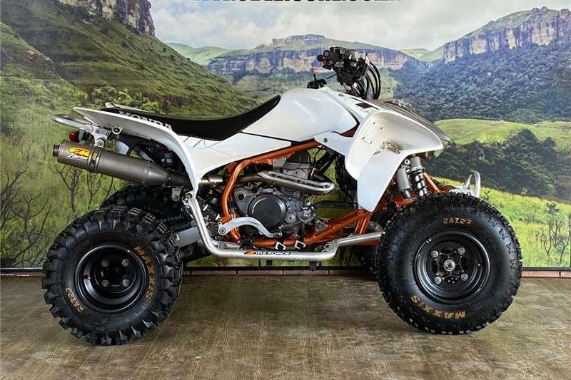 Honda TRX 2009