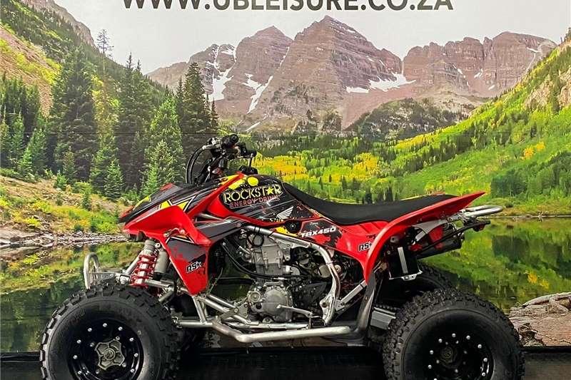 Used 2009 Honda TRX