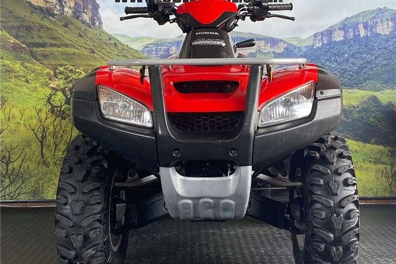 Used 2010 Honda TRX