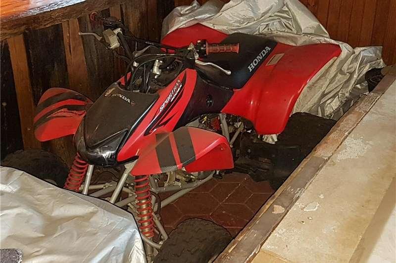 Honda TRX 2012