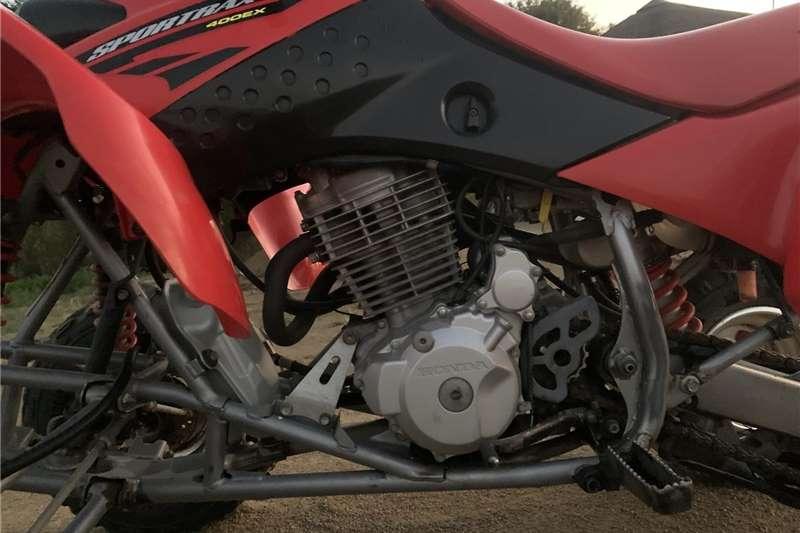 Honda TRX 400 0