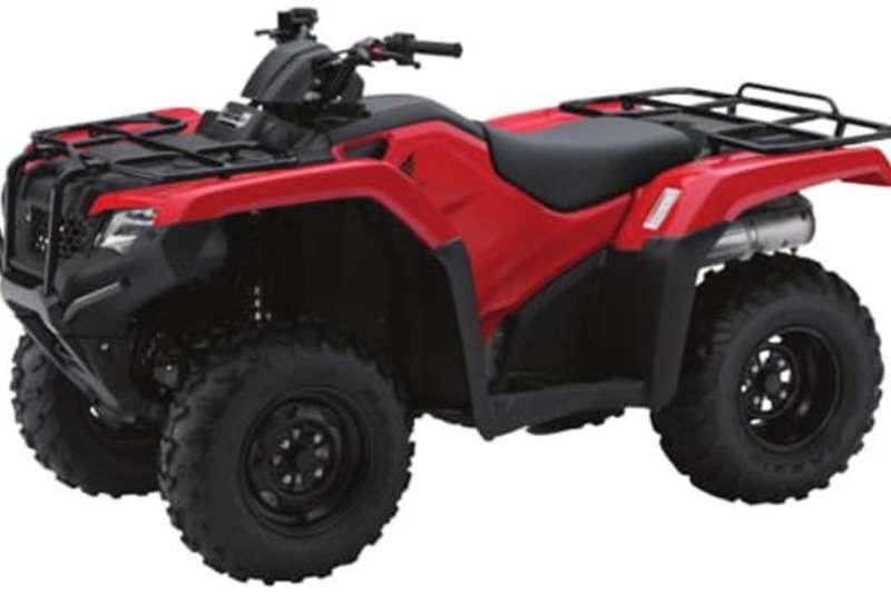 2020 Honda TRX
