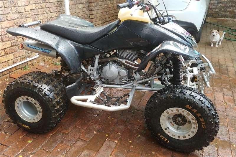 0 Honda TRX