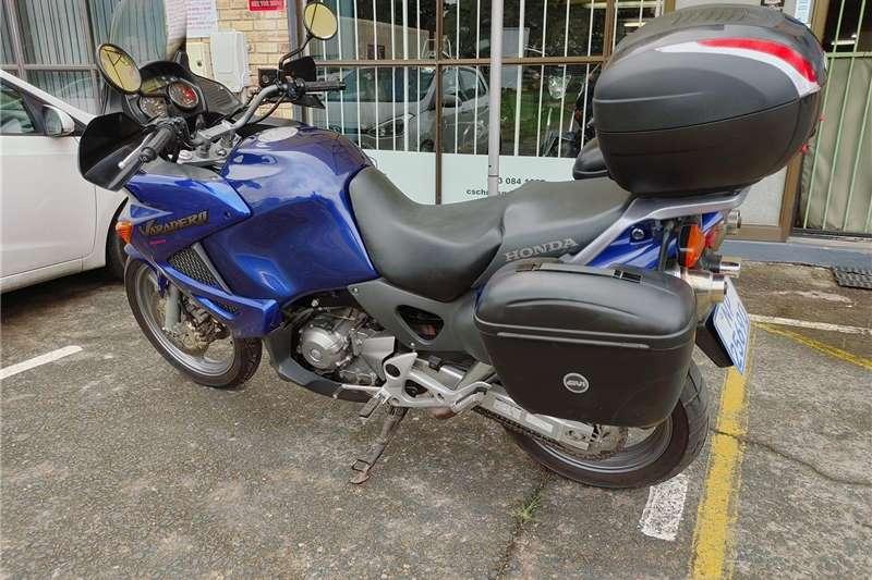 Honda Varadero 2006