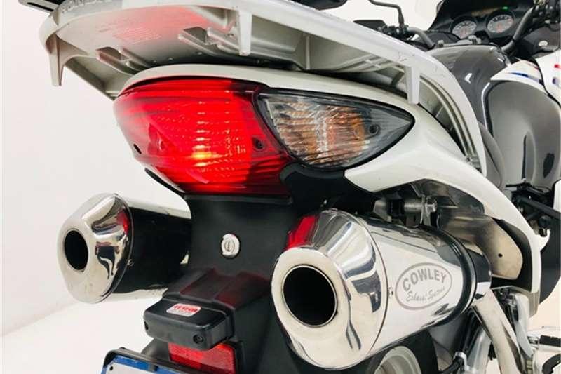 2011 Honda Varadero