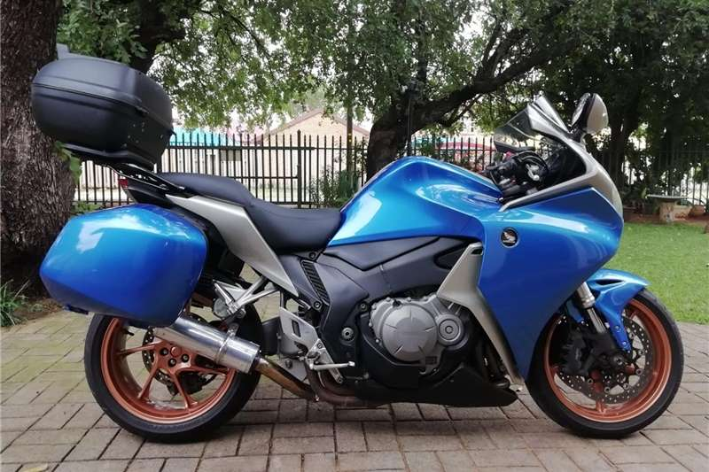 Used 2010 Honda VFR